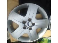 Ford Focus wheeltrim
