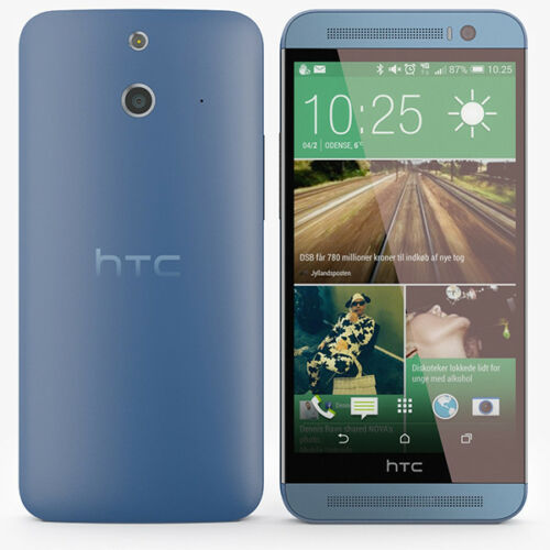 Htc One - New HTC ONE E8 M8Sw Dual SIM 16GB Unlocked Smartphone Black/White/Blue/Red USA