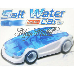 Kid-Creative-Design-Salt-Water-Magic-Power-Toy-Car-DIY-Assembled-Novelty-Child-I