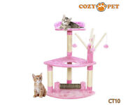 Cat Tree for sale. Brand new. built. collection scarborough. Cat scratching post.