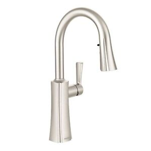 Kitchen faucet with Soap Dispenser