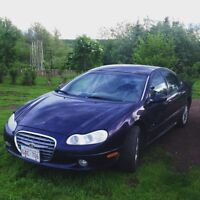 Trade for smaller car 1999 Cystler LHS