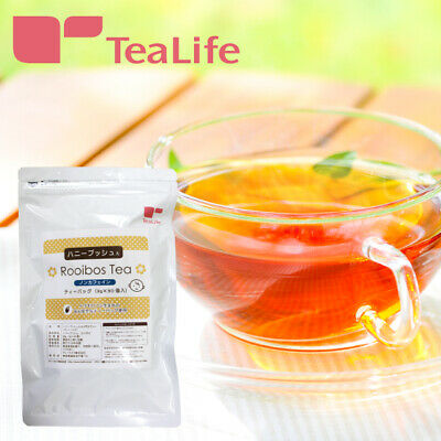 ROOIBOS TEA blended HONEYBUSH 90 g (3 g x 30 p)