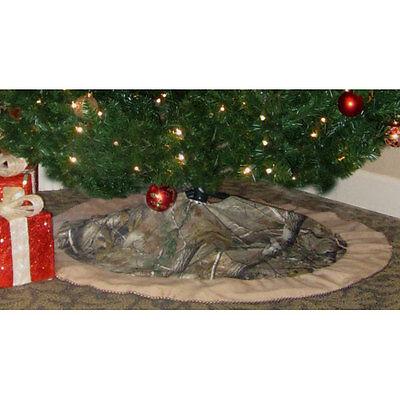 Realtree Camo Christmas Tree Skirt - Camo Christmas