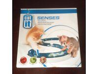 Senses cat toy