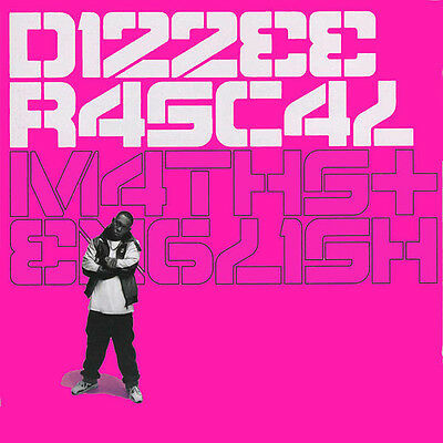 "Dizzee Rascal ‎– Maths + English (Original 1st ISSUE) 12"" Vinyl  UK Garage Grime"