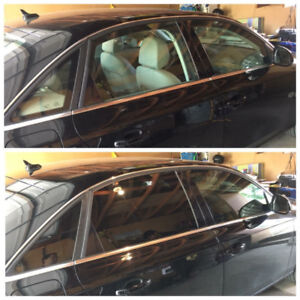 PPF (3M), Window & Light Tinting & Vinyl Wrapping Install.