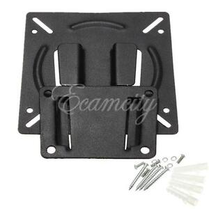 Wall-Mount-Bracket-for-10-23-Inch-Flat-Panel-Screen-LCD-LED-Display-TV-Monitor