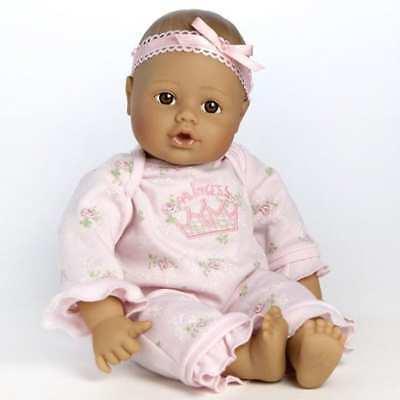 "PlayTime Baby Little Princess, Medium, 13"" Doll by Adora Dol"