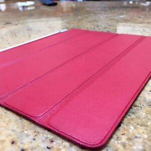 Apple Leather iPad Smart Cover