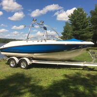 2007 Regal 2000 premium package with monster wake tower