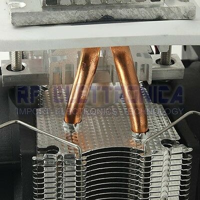 12V 6A DIY Electronic Semiconductor Refrigerator Radiator