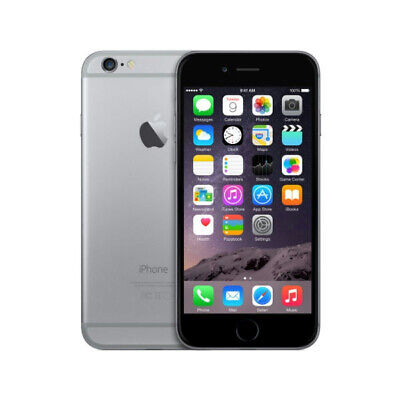 Apple iPhone 6 16GB (Verizon) MG5W2LL/A Smartphone - Gray
