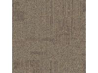 78,5m2 Syncopation II - Frequency Carpet Tiles by Interface