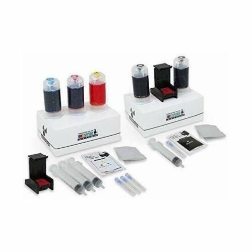Refill Kit BK+C Pack for HP 63 61 62 65 60 662 664 652 678 802 680 803