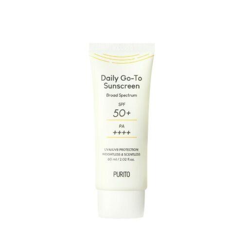 PURITO Daily Go-To Sunscreen 60ml SPF50+/PA++++