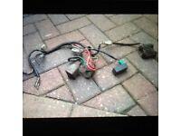 Quad bike wiring loom