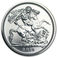 2013 Great Britain Silver £20 coin St. George and the Dragon