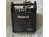 Roland V - drum PM-10 Amplifier -