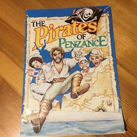 Theatre Royal Plymouth - Pirates of Penzance 1987