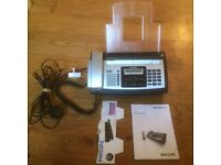 Free Philips Fax/telephone