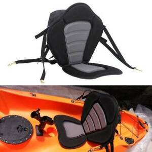 **Half Price** Adjustable Delux Padded Kayak Seat with free bag