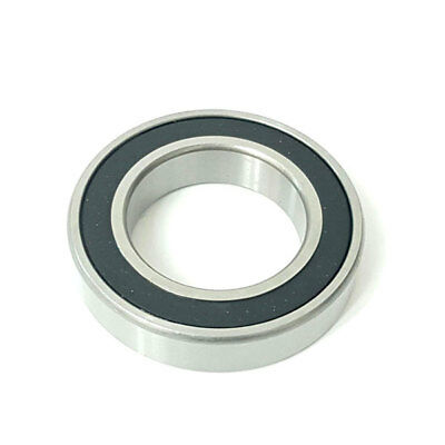 6208 2rs Rubber Sealed Deep Groove Ball Bearing - 40x80x18 Mm