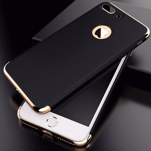 Ultra-thin Shockproof PC Back Cover Case For iPhone 7 plus