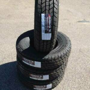 BRAND NEW 245/75R16 ALL TERRAIN ARIVO TYRE WITH FITTING
