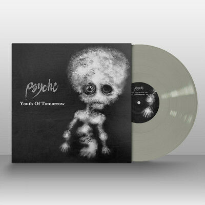 """PSYCHE Youth of Tomorrow LIMITED 12"""" GREY VINYL 2017"""