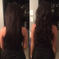 Hair Extensions - Fusion - Tape in - Micro Link - $100 plus Hair