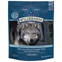 BLUE WILDERNESS CHICKEN FLAVOURED DOG FOOD BY BLUE BUFFALO