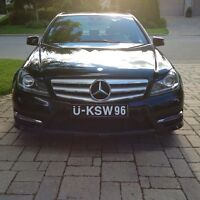 2013 Mercedes-Benz  C350 4 MATIC Berline