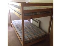 Bunk beds SOLD STC