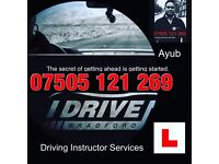 Fast Pass Driving lessons in Bradford and Leeds.