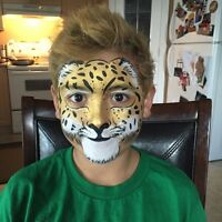 Amber's Face Painting