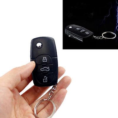 Electric Shock Gag Car Key Remote Trick Joke Prank Funny Toy Surprise Gift
