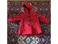 Baby girls coat 6-9 months