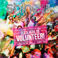 Volunteer for The Color Run - Limited Spots Left! (July 18, 2015