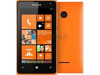Nokia lumia 435. On 02, giffgaff and tesco network. £35 fixed price