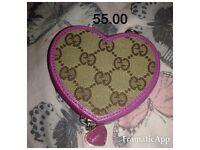 Gucci purse genuine