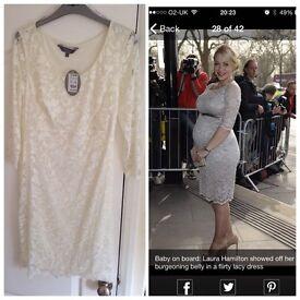 New look maternity dress