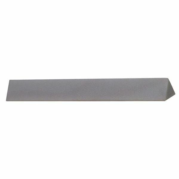 "TTC UFT3-T Hard Arkansas Stone - Size: 1/2""  x 4""  Triangle"