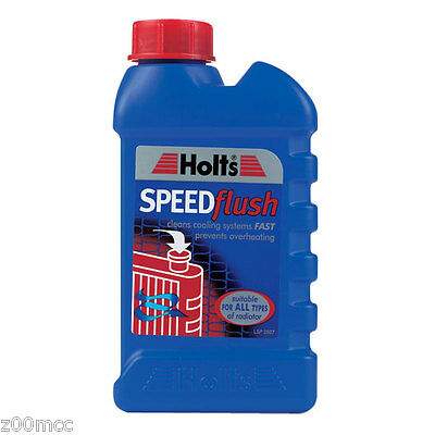 Holts Speedflush 250ml Prevents Overheating Cleans Radiators Flush Radiator