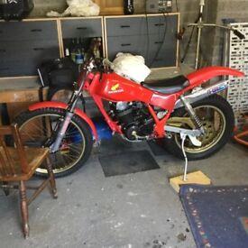 Honda tlr 200