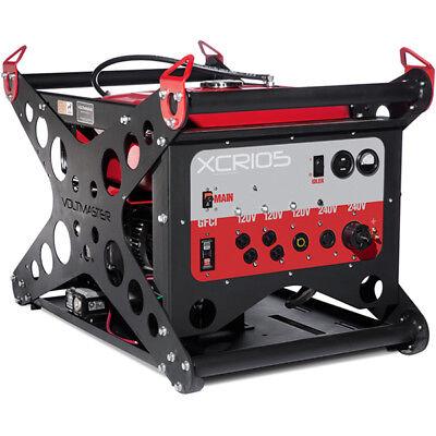 Voltmaster Xcr105ev - 9500 Watt Electric Start Professional Generator