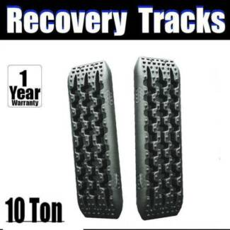 Heavy Duty Recovery Tracks Rated 10T Traction max mats boards