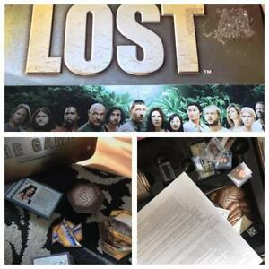 Lost Board Game