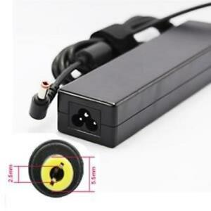 For LENOVO / IBM - 20V - 4.5A - 90W - 5.5 x 2.5mm Replacement Laptop AC Power Adapter