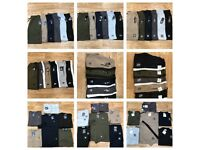 (KING OZY) Wholesale Mens Clothing Big Range From Jumpers Tshirts Tracksuits Polo shorts sets